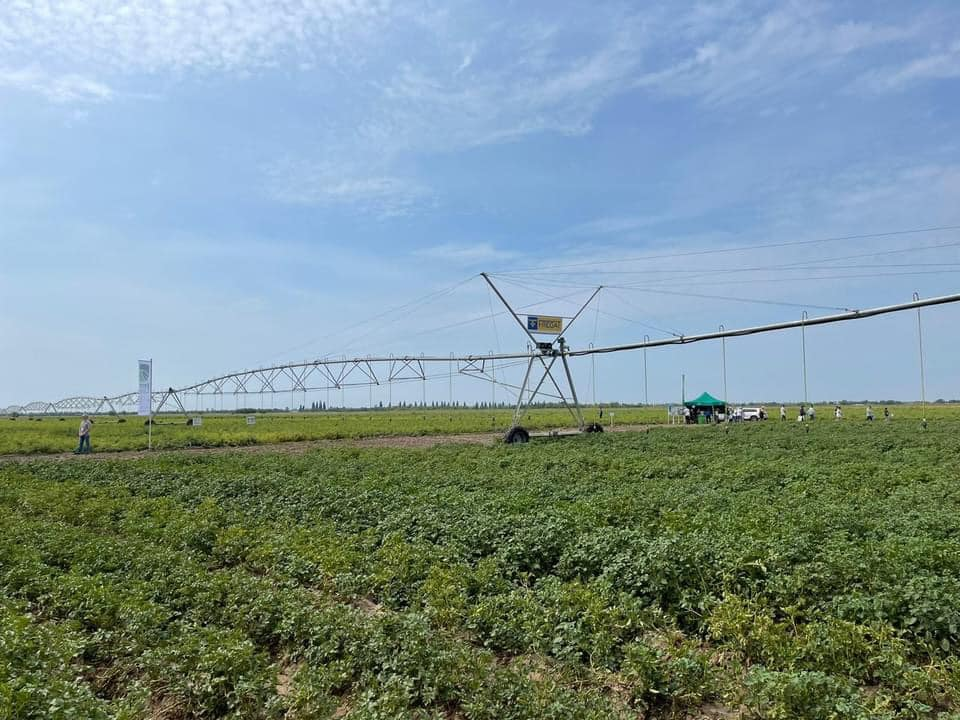 За підтримки ВАР та Програми USAID АГРО на Херсонщині стартують пілотні організації водокористувачів